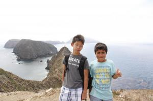 Session 2: Anacapa Island trip